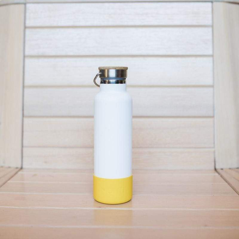 Montii Co. Bottle Bumper Yellow