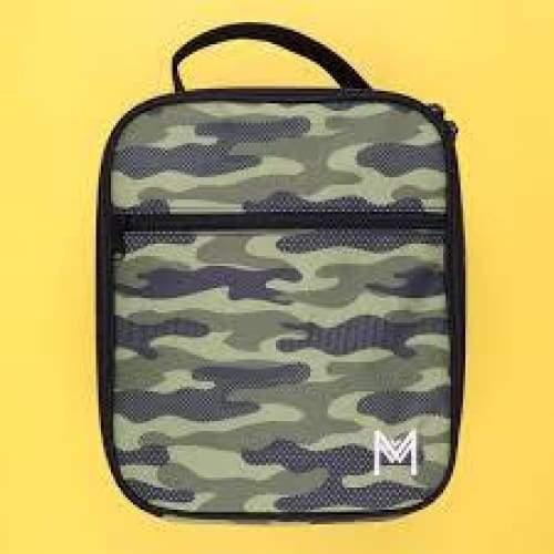 Montii Co Insulated Lunchbag Camo,Ice Pack, Montii - Yum Yum Store