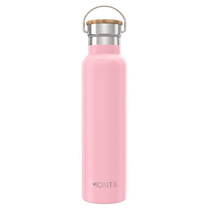 Montii Co Insulated Mega Drink Bottle Dusty Pink,Stainless Steel Water Bottle, Montii - Yum Yum Store