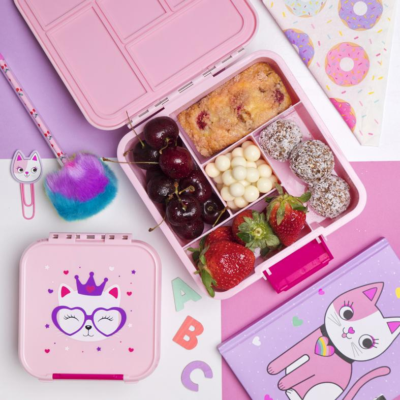 Little Lunch Box Co - Bento Two Kitty,lunchbox, Little Lunchbox Co. - Yum Yum Store