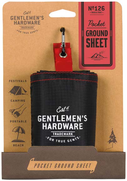 Gentlemans Hardware Pocket Ground Sheet,Ground Sheet, Gentlemans Hardware - Yum Yum Store