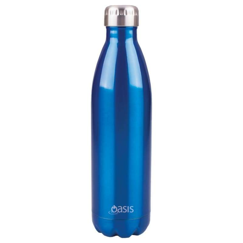 Oasis Stainless Steel Insulated Drink Bottle 750ml - Aqua,Stainless Steel Water Bottle, Oasis - Yum Yum Store