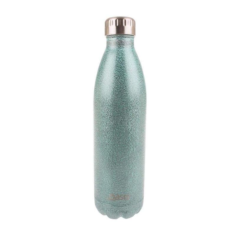 Oasis Stainless Steel Insulated Shimmer Water Bottle 750ml - Turquoise,Stainless Steel Water Bottle, Oasis - Yum Yum Store