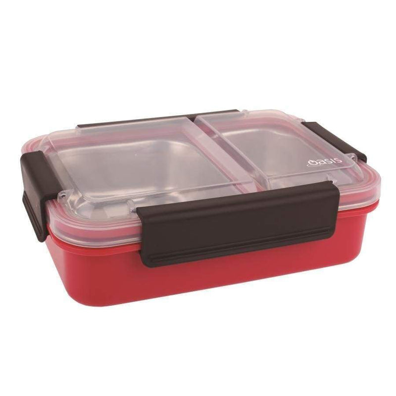 Oasis Stainless Steel Lunchbox Watermelon,lunchbox, Oasis - Yum Yum Store
