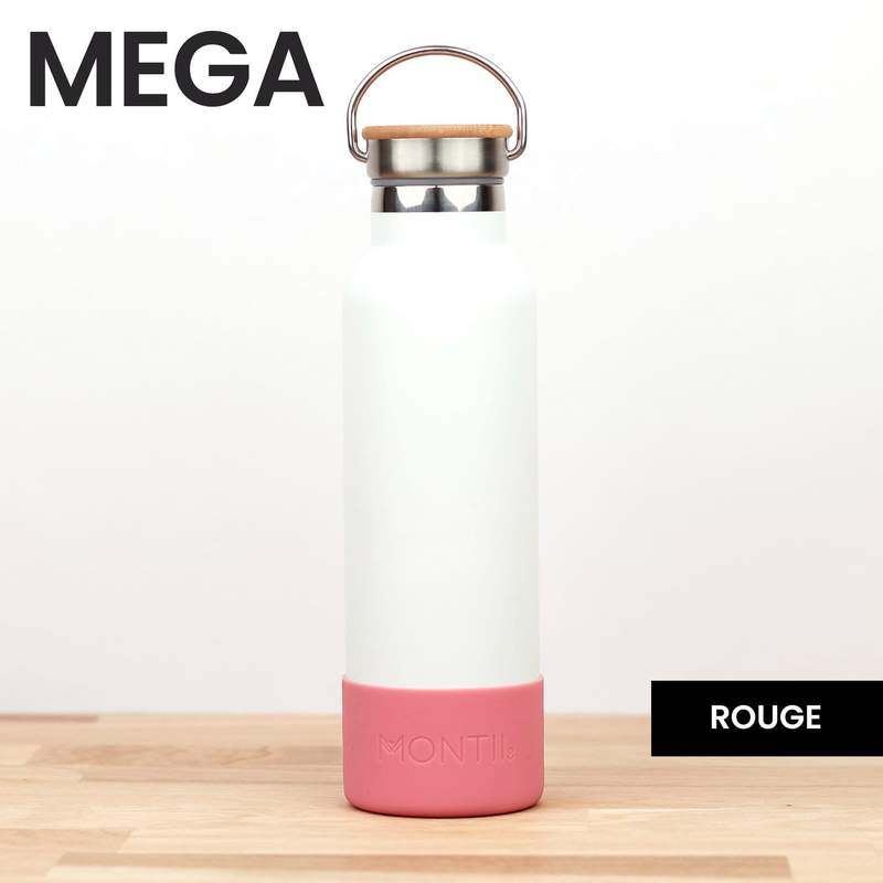 Montii Co. MEGA SIZE Bottle Bumper Rouge