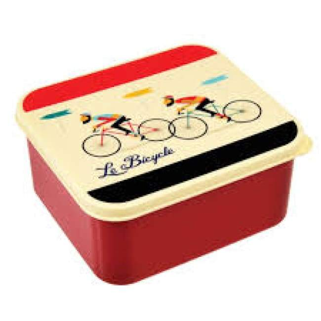 Rex International Le Bicycle Lunch Box
