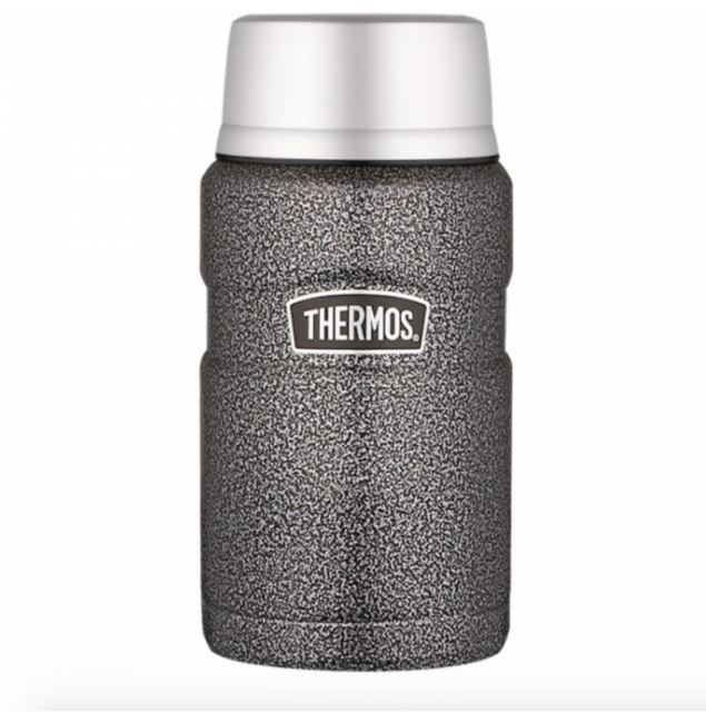 Thermos Stainless Steel King Food Flask Hammertone 710ml,Food Jar, Thermos - Yum Yum Store