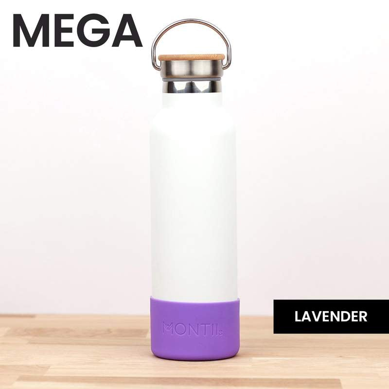 Montii Co. MEGA SIZE Bottle Bumper Lavender