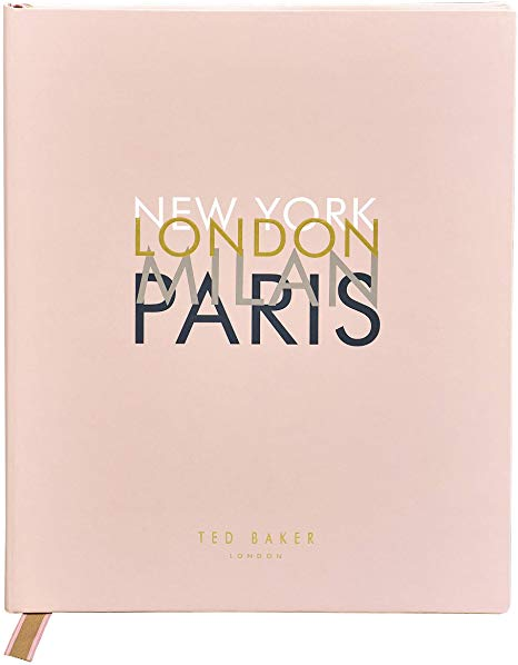 Ted Baker Travel Journal and Planner,Planner, Ted Baker - Yum Yum Store