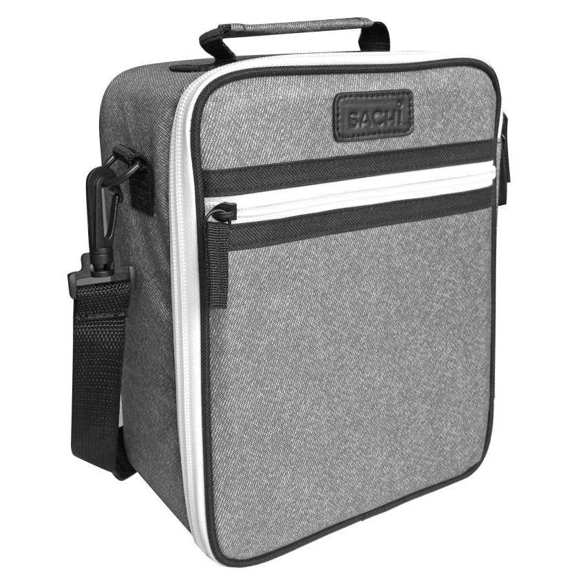 Sachi Insulated Lunchbag Charcoal