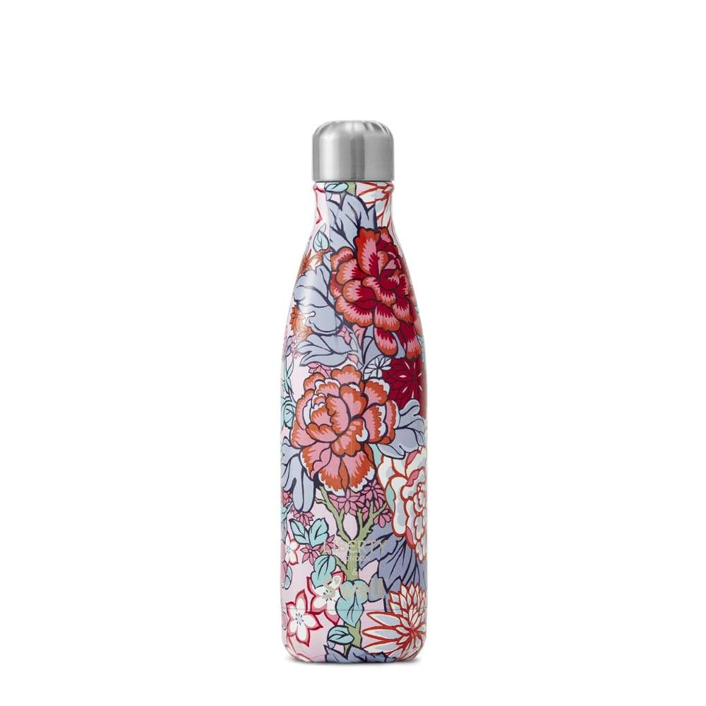 S'well Liberty Collection - 500ml Peony Branch,Stainless Steel Water Bottle, S'well - Yum Yum Store