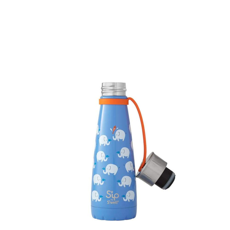 S'well S'IP Insulated Water Bottle 295ml Bath Time