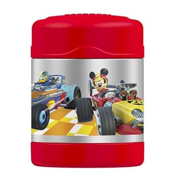 Thermos Funtainer Food Jar 290ml Mickey,Insulated Food Flask, Thermos - Yum Yum Store