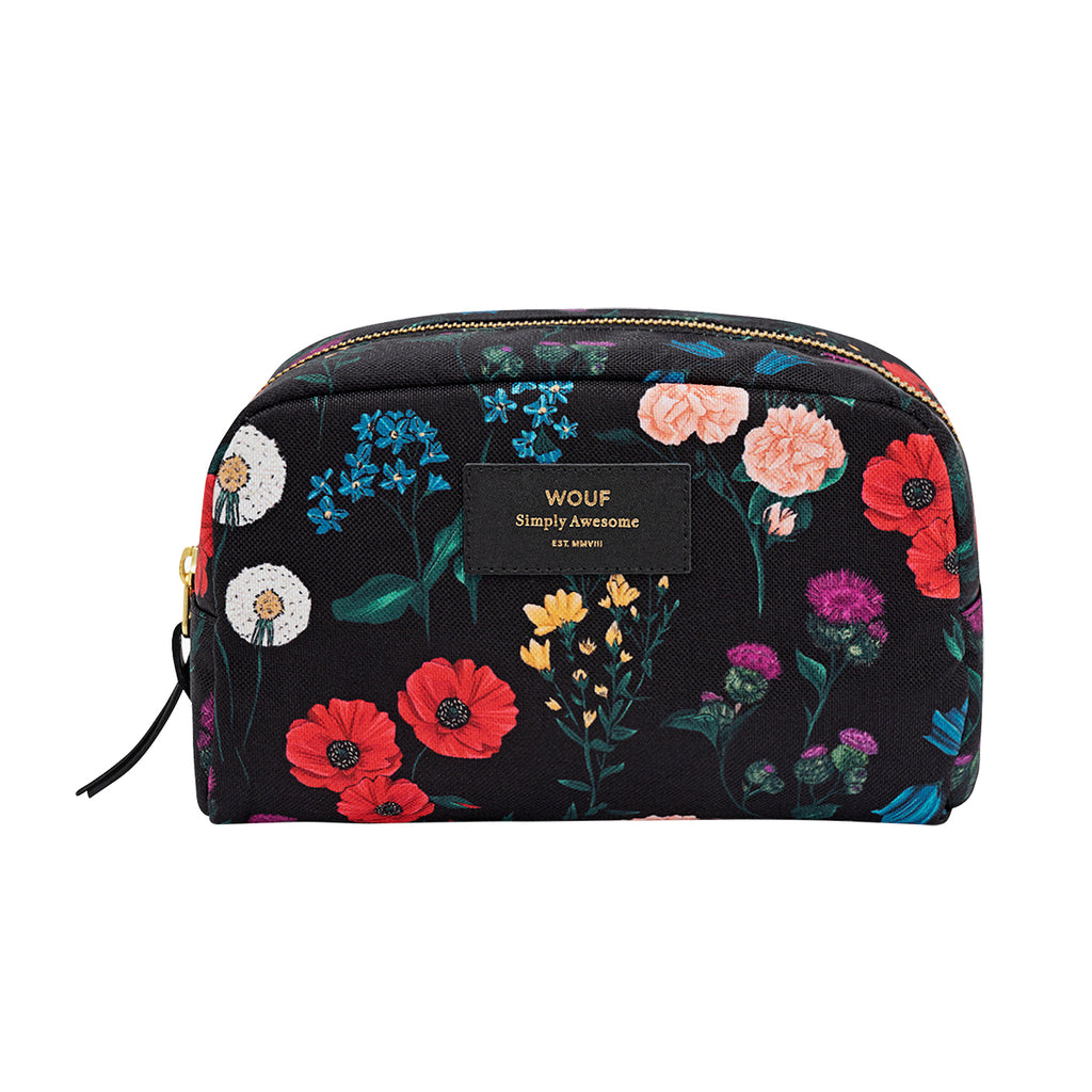 Wouf Big Beauty Blossom Make Bag,Makeup Bag, Wouf - Yum Yum Store