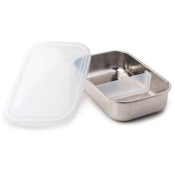 U Konserve Rectangle 975ml Clear Stainless Steel Lunchbox,lunchbox, U-Konserve - Yum Yum Store