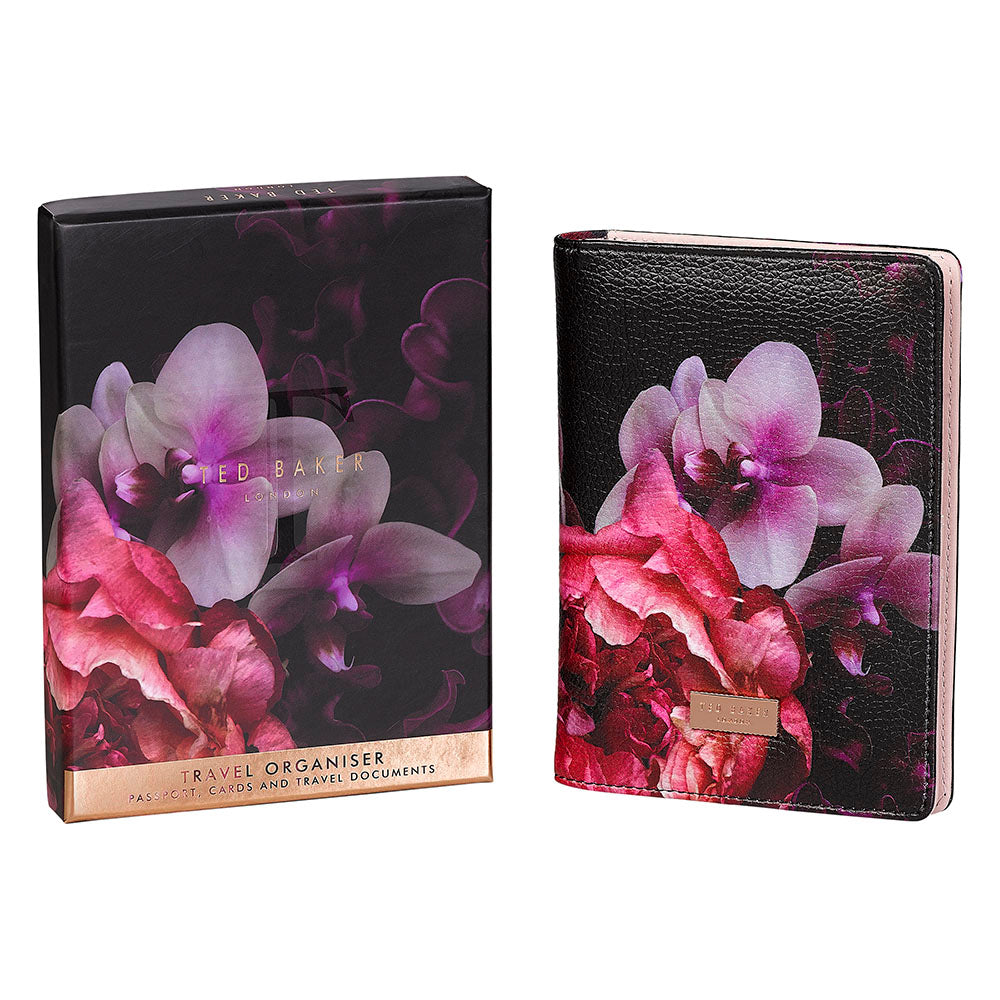 Ted Baker Travel Document Holder Splendour,Travel Wallet, Ted Baker - Yum Yum Store