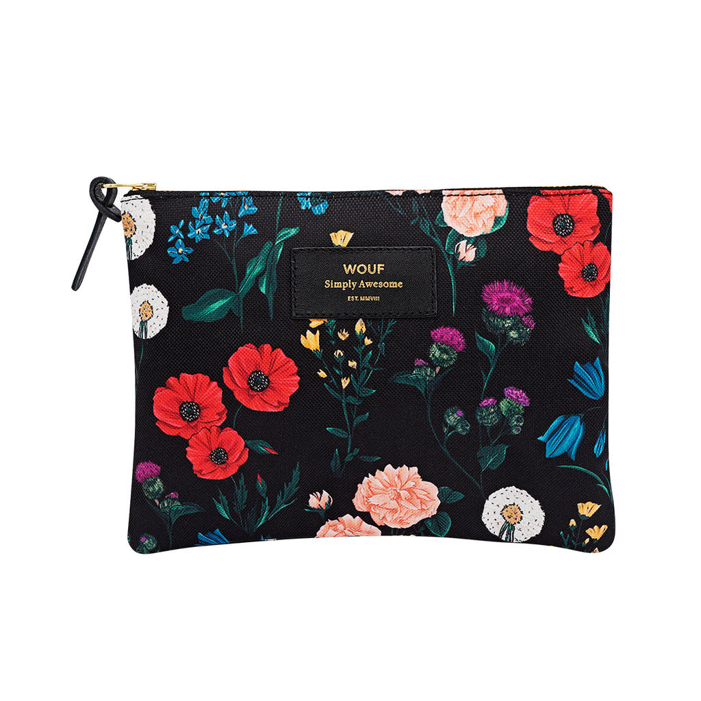 Wouf Large Pouch Blossom,Pouch Bag, Wouf - Yum Yum Store