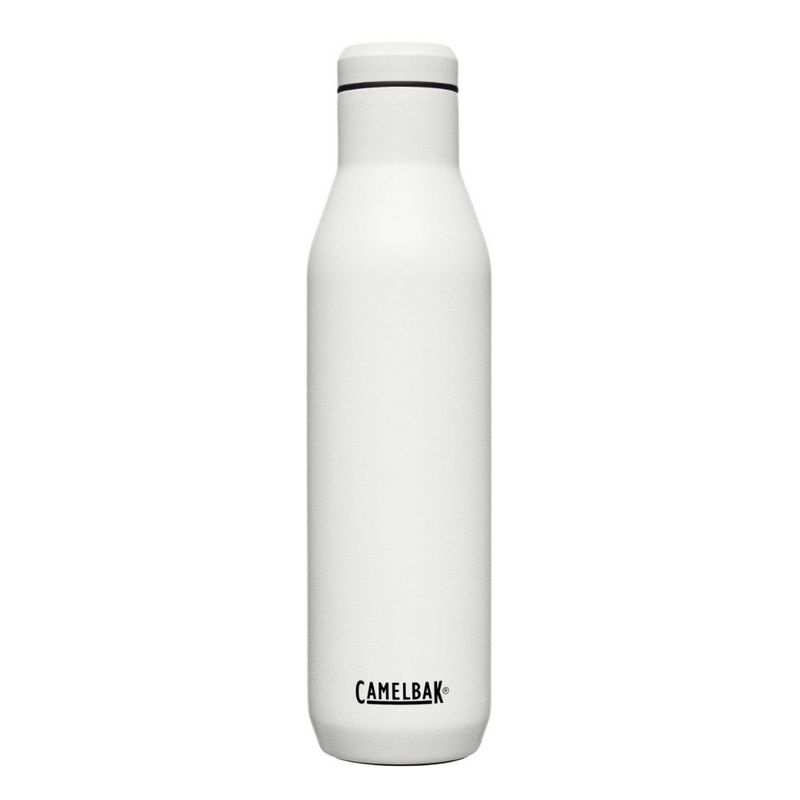 Horizon Insulated Stainless Steel Bottle 750ml White