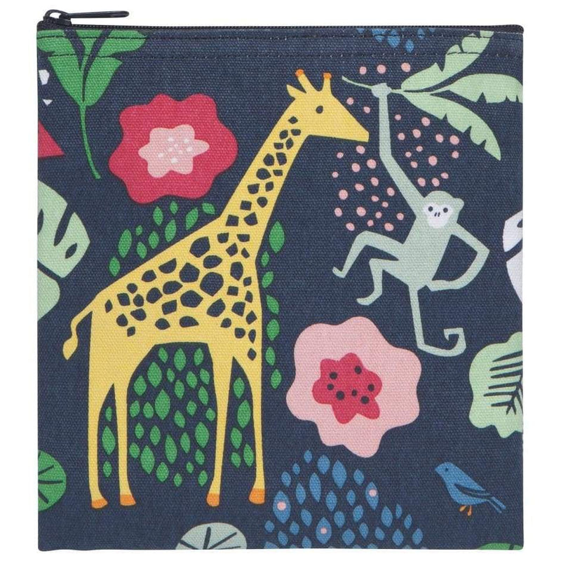 Wild Bunch Reusable Snack Bags Set of 2,Reusable Snack Bags, Now Designs - Yum Yum Store