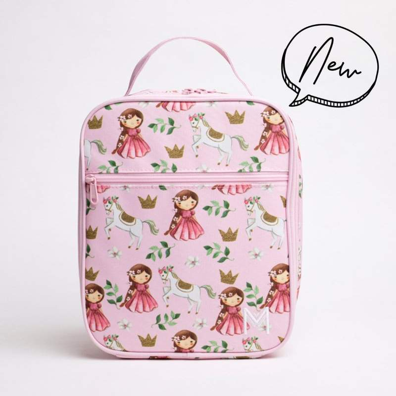 Montii Co Insulated Lunchbag Princess,Insulated Lunchbag, Montii - Yum Yum Store