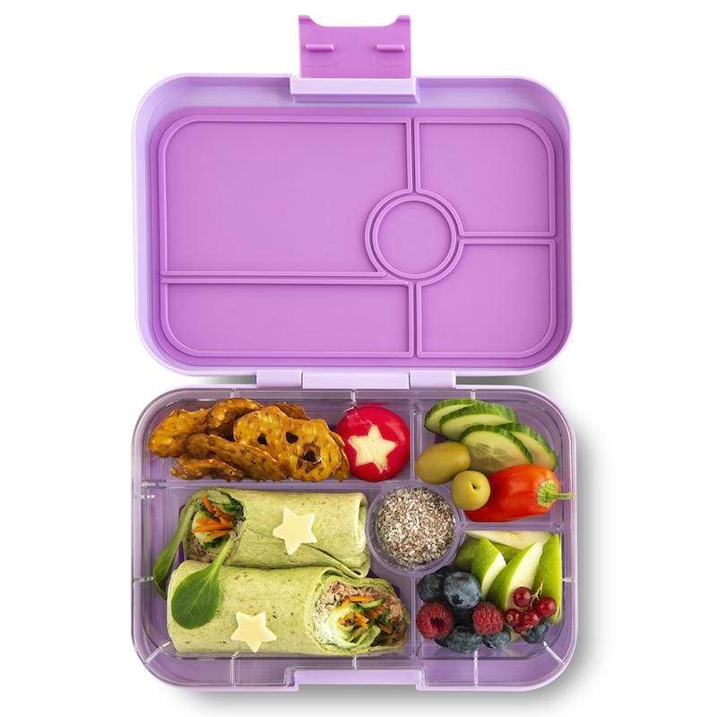 Yumbox Tapas Lila Purple - 5 compartments,lunchbox, Yumbox - Yum Yum Store
