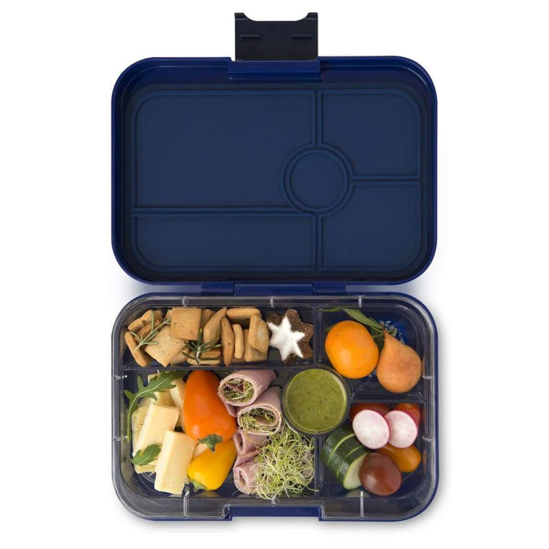 Yumbox Tapas Portfino Blue - 5 compartments