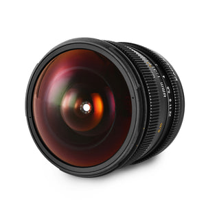 Kamlan 8mm F/3.0 Fisheye