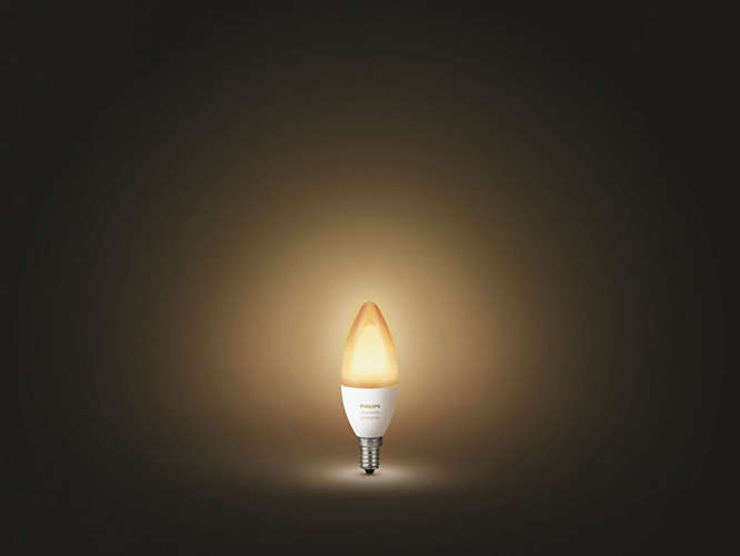 Philips Hue White ambiance Single Bulb.