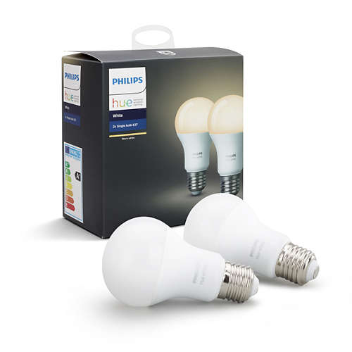 Philips Hue, White Dual Bulb