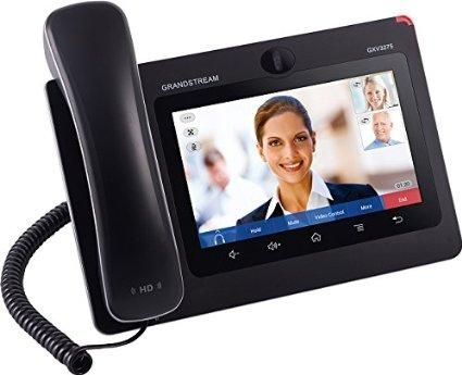 Grandstream GXV3275  Video IP Phone with Touchscreen LCD - GAPS