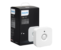 Philips hue Motion Sensor.