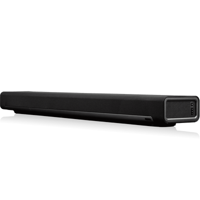 SONOS Play Bar: The home theater soundbar and streaming music speaker in one.