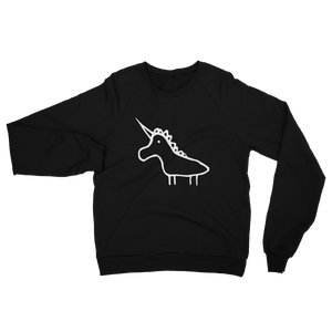 Unicorn facing left sweatshirt