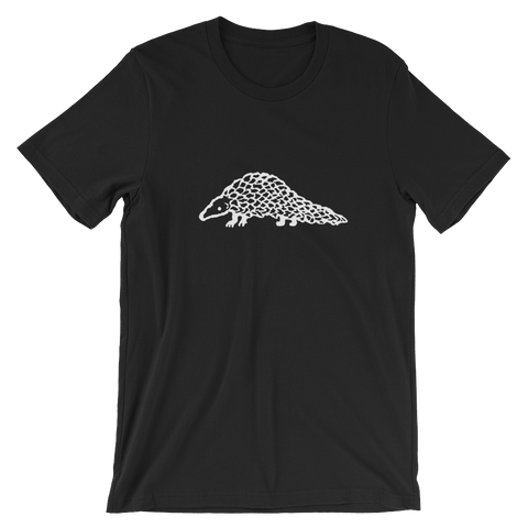 Pangolin dark tee