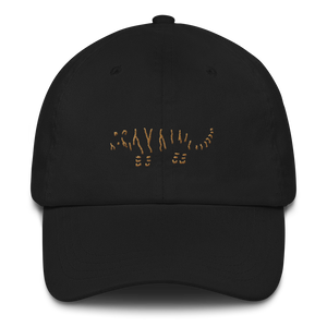 Gold Tiger Cap