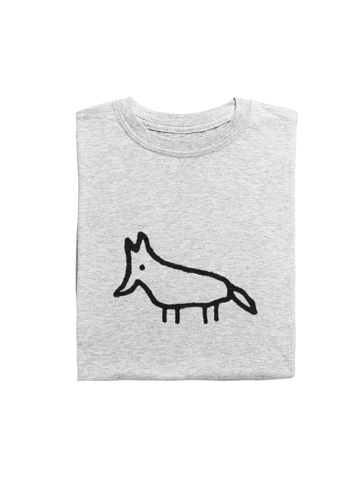 Mexican Wolf tee
