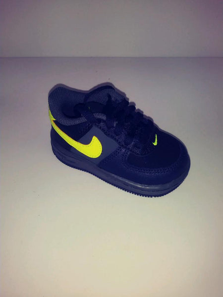 NIKE AIR FORCE 1 (TD) TODDLER LAST ONE SZ 4c