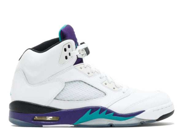 AIR JORDAN RETRO 5 GRAPES GS