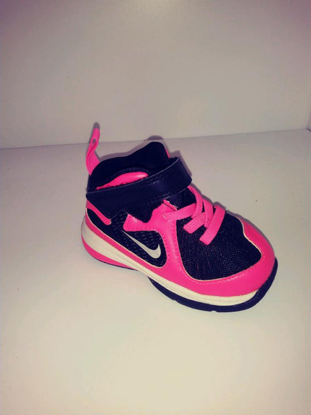 LEBRON 9 Toddler Pink LAST ONE SIZE 5c NEW