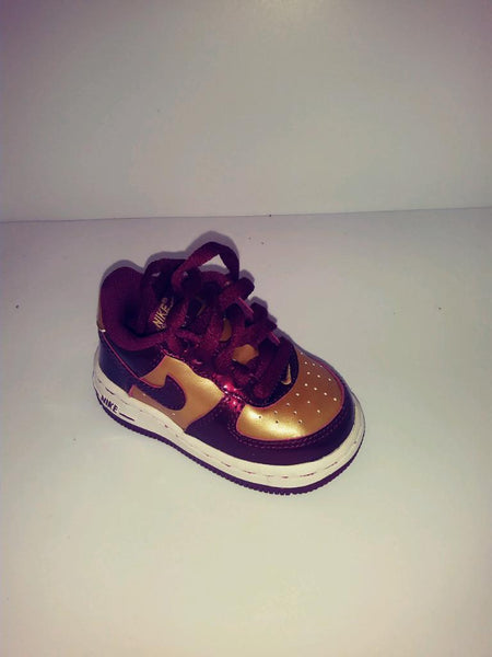 NEW AIR FORCE IRON MAN COLOR-WAY TODDLER