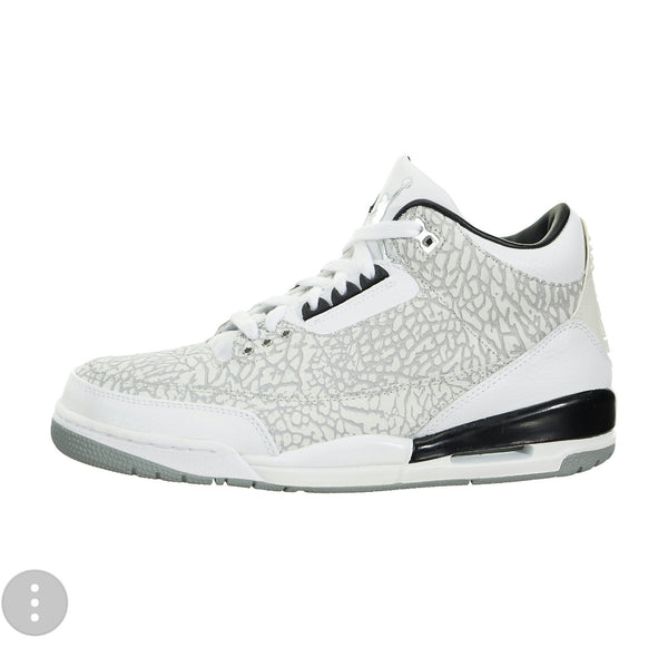 AIR JORDAN RETRO 3 FLIP LAST ONE SZ 13