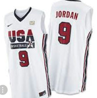 NIKE 1992 DREAM TEAM OLYMPIC MICHAEL JORDAN JERSEY