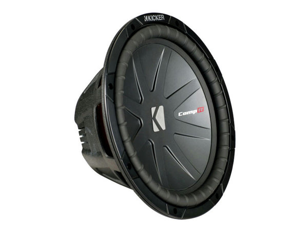 "KICKER COMP R 600 RMS WATT 10"" SUBWOOFER"