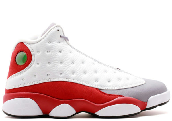 AIR JORDAN RETRO 13 GREY TOE 2014 RELEASE