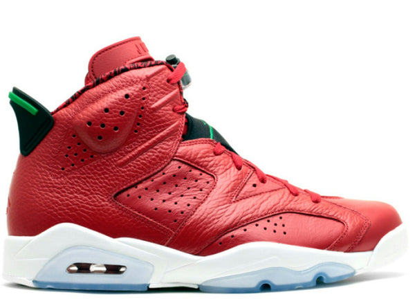AIR JORDAN RETRO 6 SPIZIKE HISTORY OF JORDAN