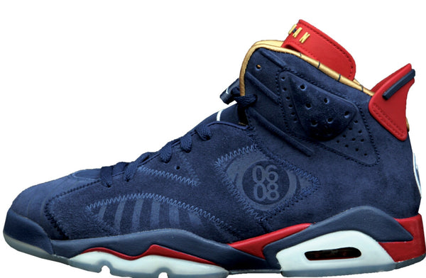 AIR JORDAN RETRO 6 DOERNBECHER DB (CHARITY SHOE) 2009 RELEASE
