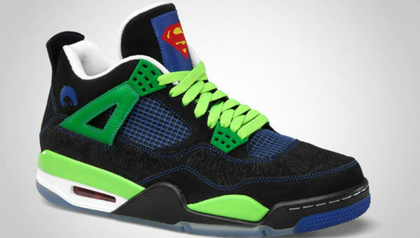 AIR JORDAN RETRO 4 DOERNBECHER DB (CHARITY SHOE) 2011 RELEASE