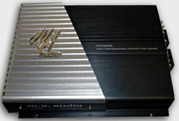 MA AUDIO 2/1 CHANNEL AMPLIFIER 700 WATTS M600XE
