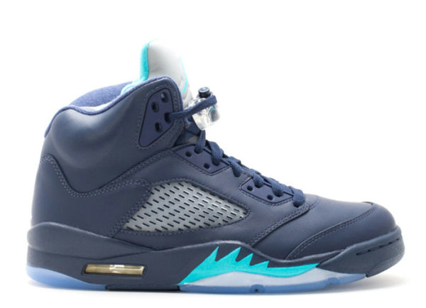 AIR JORDAN RETRO 5 MIDNIGHT GS