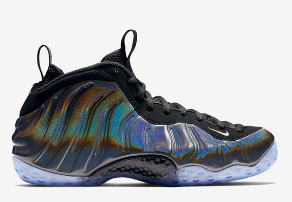 AIR FOAMPOSITE ONE HOLOGRAM